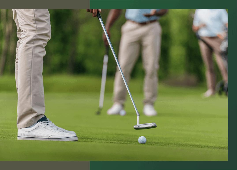 Golf-Putting-Green